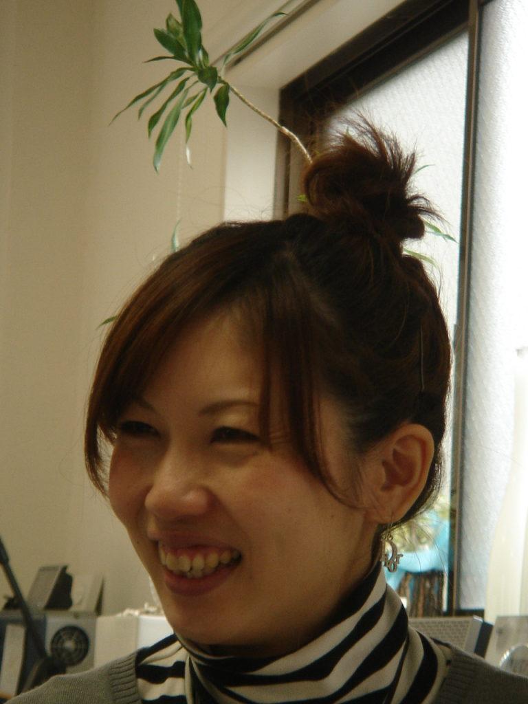 顔:田端由紀